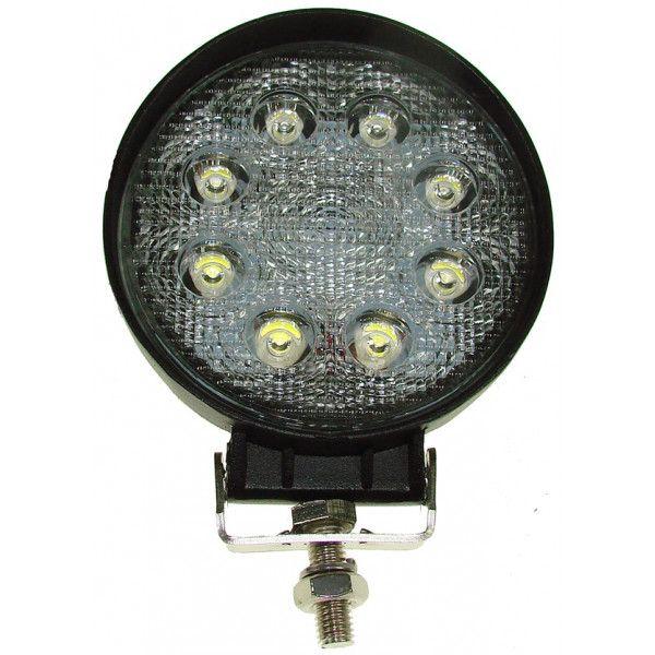 1224V Spot Led Work Lamp 8 X 3W