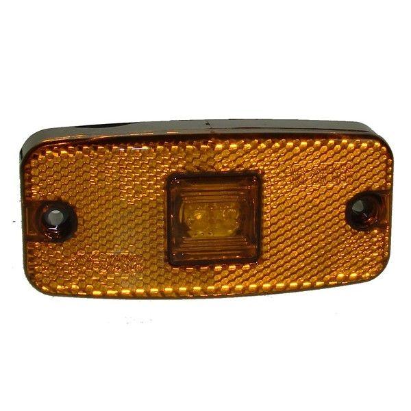 Led Side Marker Lamp Amber