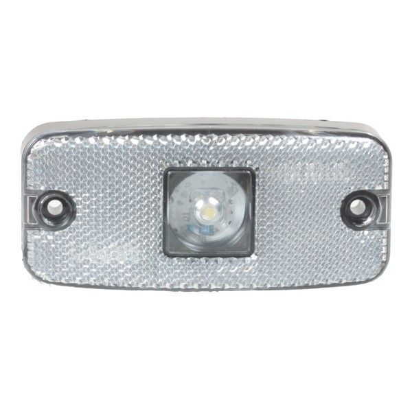 Led Front Marker Lamp Clear
