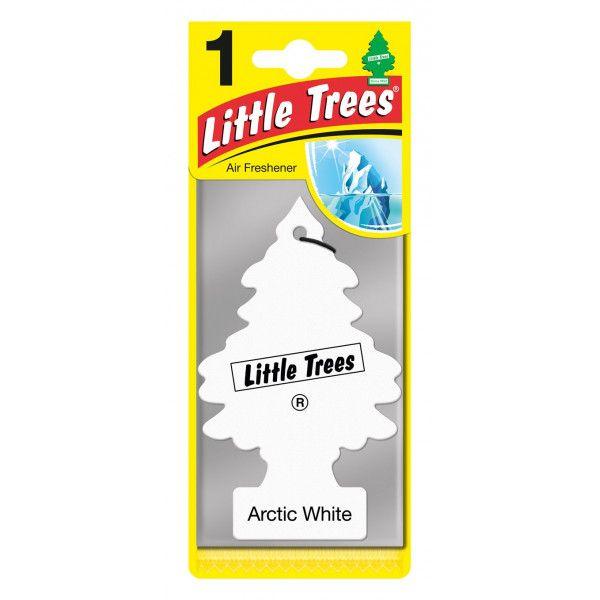 Arctic White 2D Air Freshener