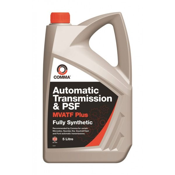 Multivehicle Automatic Transmission Power Steering Fluid 5 Litre
