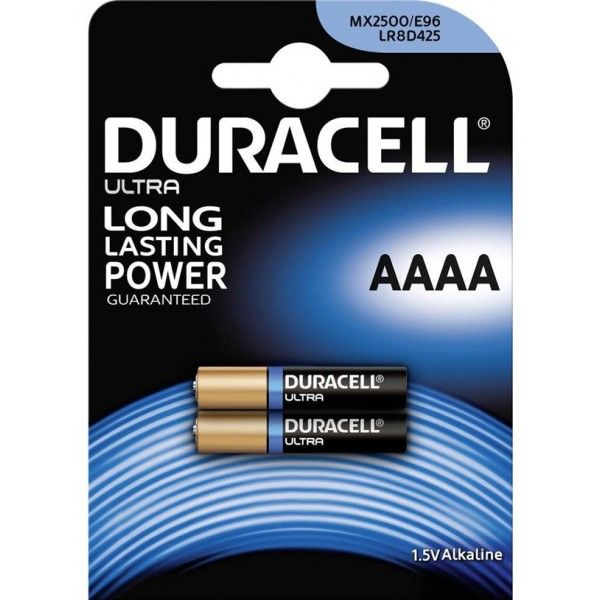 Aaaa Batteries Pack Of 2