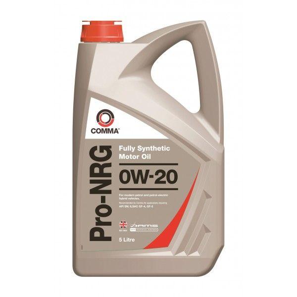 Pronrg Engine Oil 0W20 5 Litre