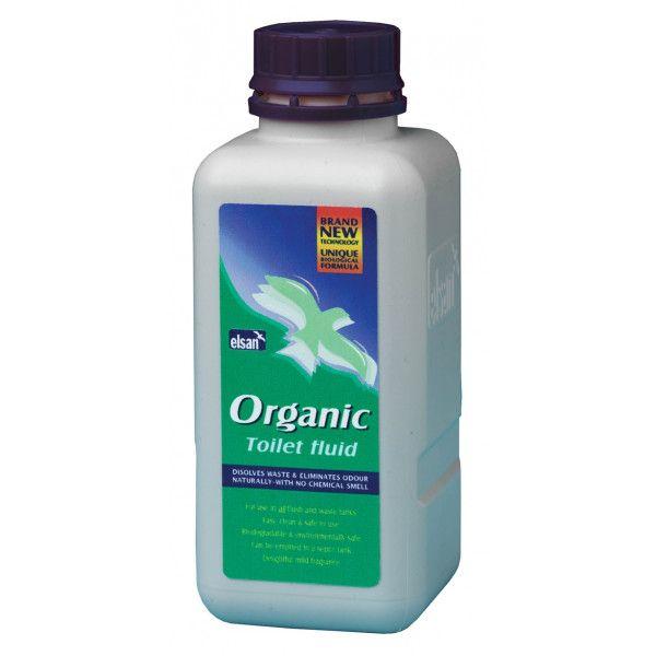 Organic Toilet Fluid 400Ml