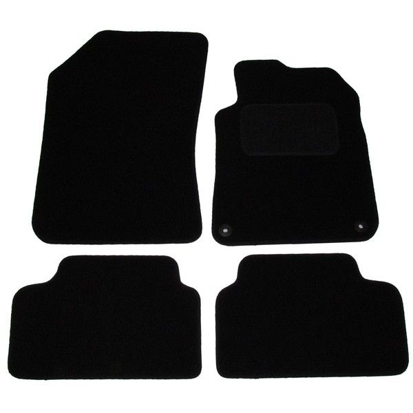 Standard Tailored Car Mat Peugeot 308 With 2 Clips 2014 Onwards Pattern 3297