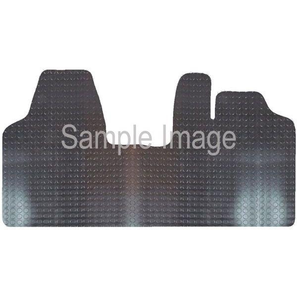 Rubber Tailored? Car Mat Peugeot Expert Front 2007 Onwards Pattern 3835