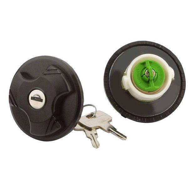 Fuel Cap Locking