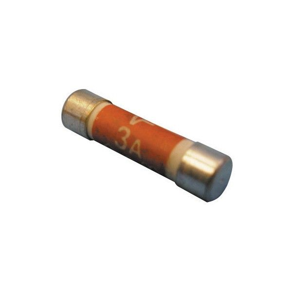 Fuses Household Mains 3A Pack Of 3