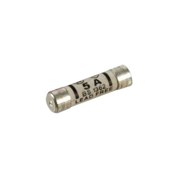 Fuses Household Mains 5A Pack Of 3