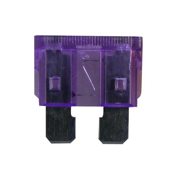Fuses Standard Blade 3A Pack Of 2
