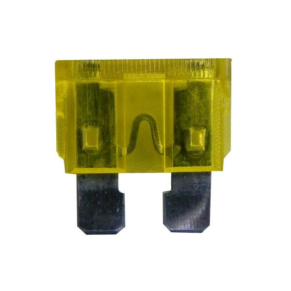 Fuses Standard Blade 20A Pack Of 2