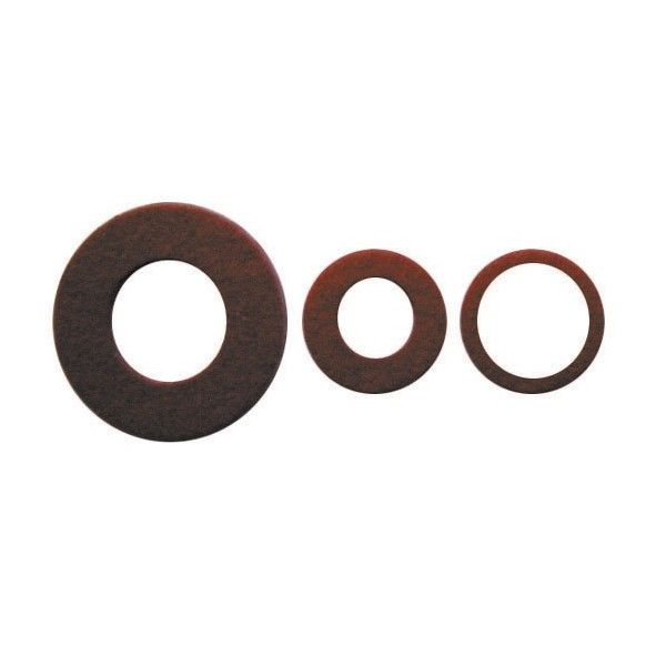 Fibre Washers Assorted Pack Of 2