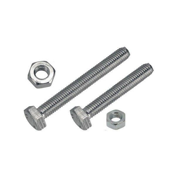 Screw Nut Stainless Steel High Tensile M5 X 40Mm