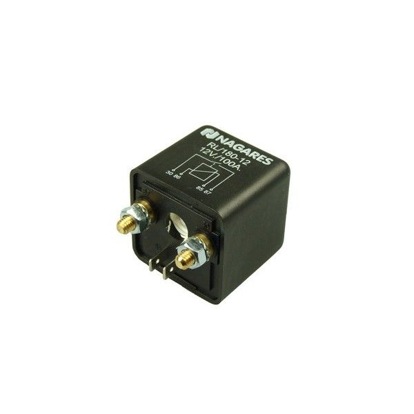 Split Charge Relay 100A