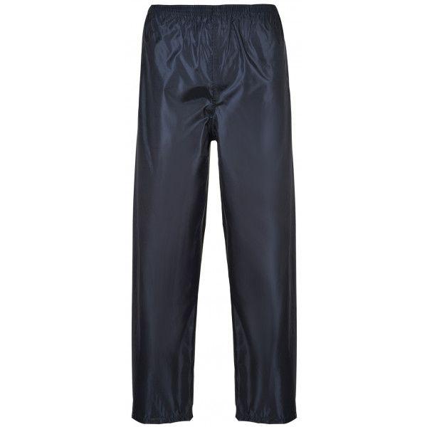 Classic Rain Trousers Navy Large Regular