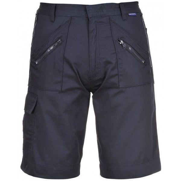 Action Shorts Navy Large
