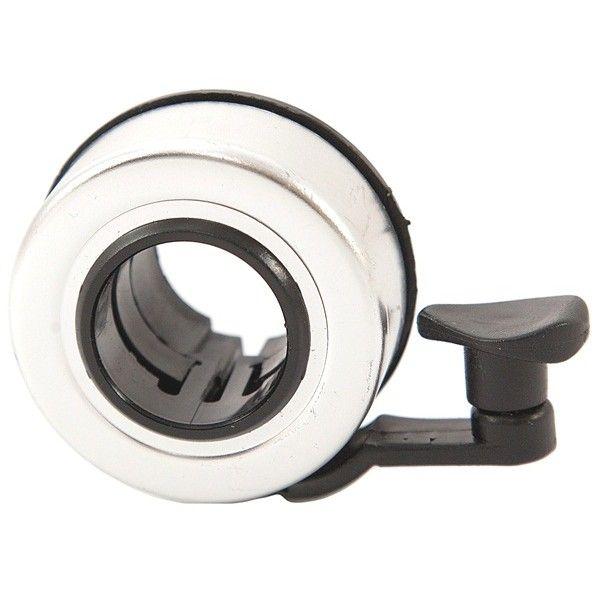 Handlebar Cycle Bell Silver