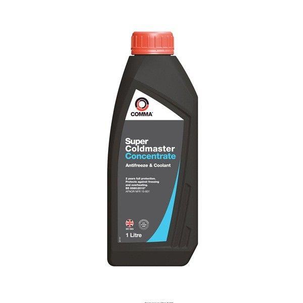 Super Coldmaster Antifreeze Coolant Concentrated 1 Litre