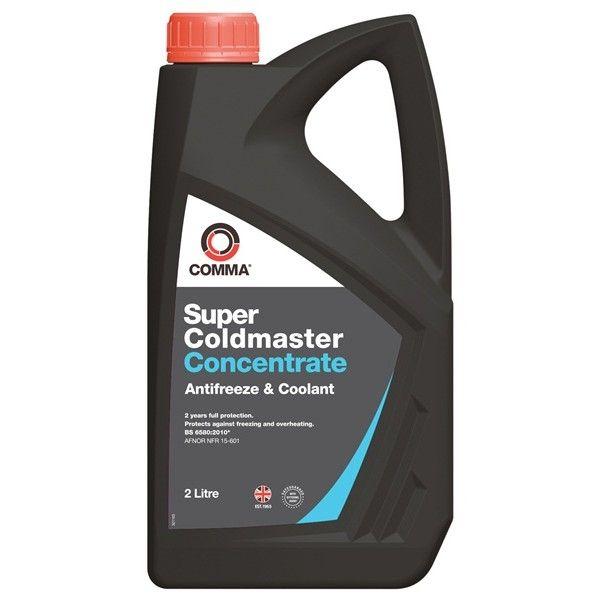 Super Coldmaster Antifreeze Coolant Concentrated 2 Litre