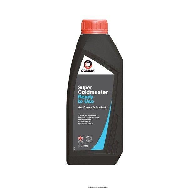 Super Coldmaster Antifreeze Coolant Ready To Use 1 Litre