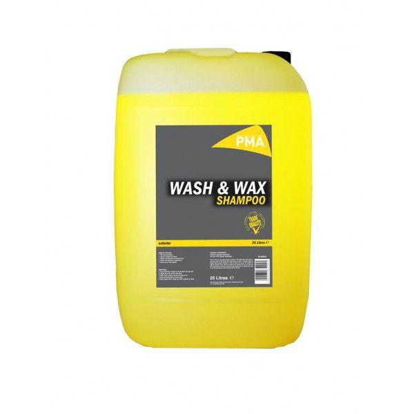 Wash Wax Shampoo 25 Litre