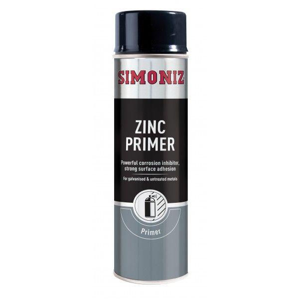 Zinc Primer 500Ml