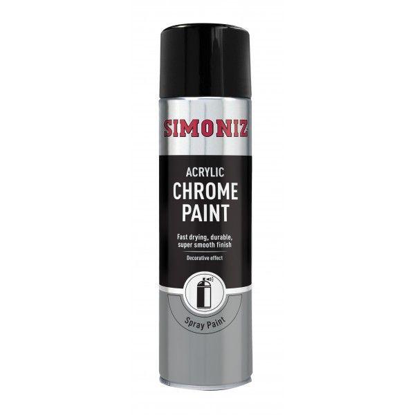 Chrome Paint 500Ml