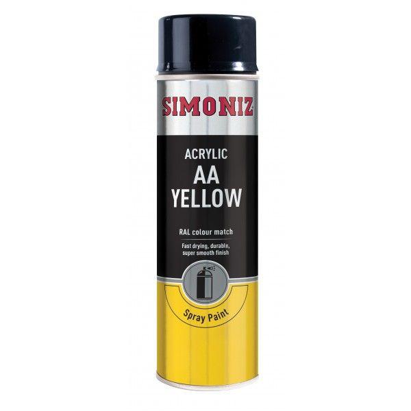 Aa Van Yellow 500Ml
