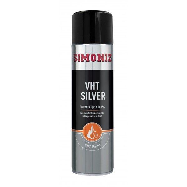 Silver Vht Paint 500Ml