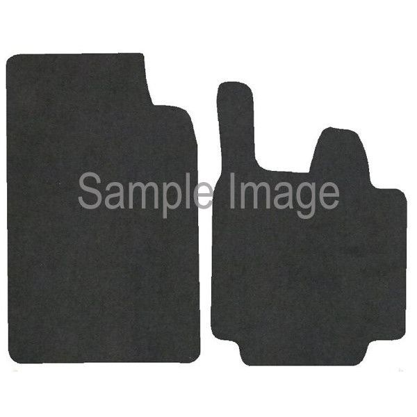 Standard Tailored Car Mat Smart For Two 20072014 Pattern 3037