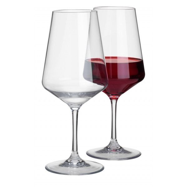 Savoy Large Wine Goblets Pack Of 2