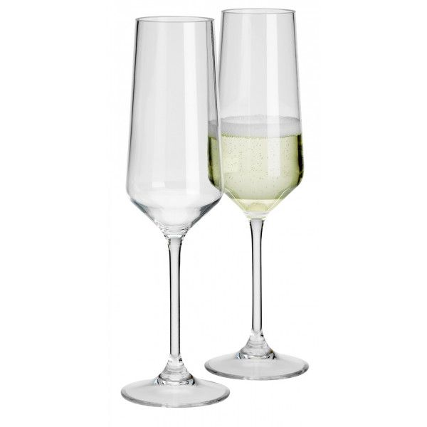 Savoy Proseccochampagne Glass Pack Of 2