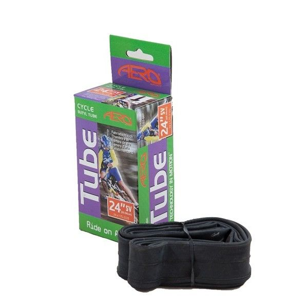 Cycle Schrader Valve Inner Tube 24 Inch