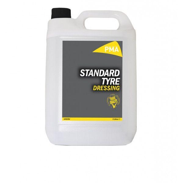 Tyre Dressing Standard 5 Litre
