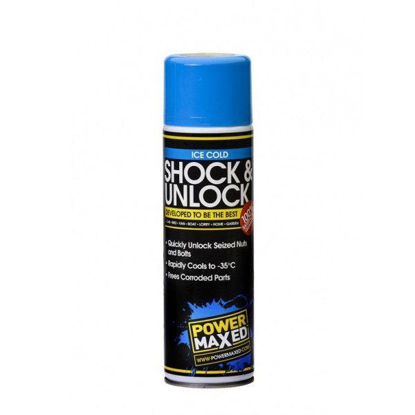 Power Maxed Shock Unlock 500Ml