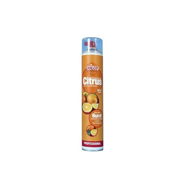 Citrus Power Fresh 750Ml Air Freshener Spray
