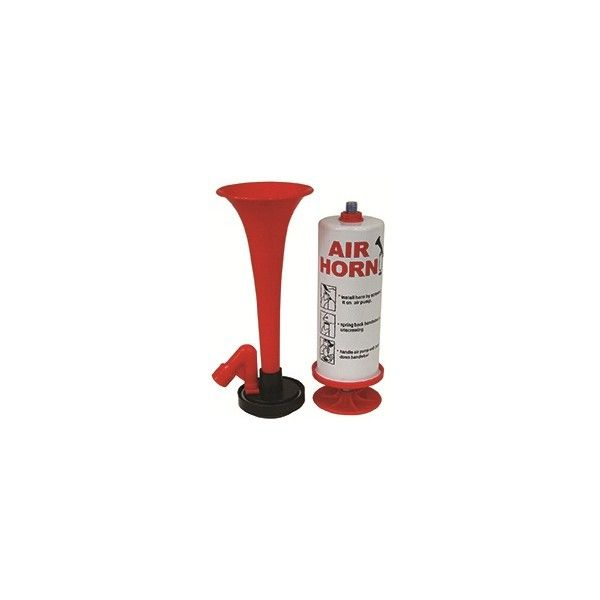 Hand Held Air Horn Pump Action Non Gas