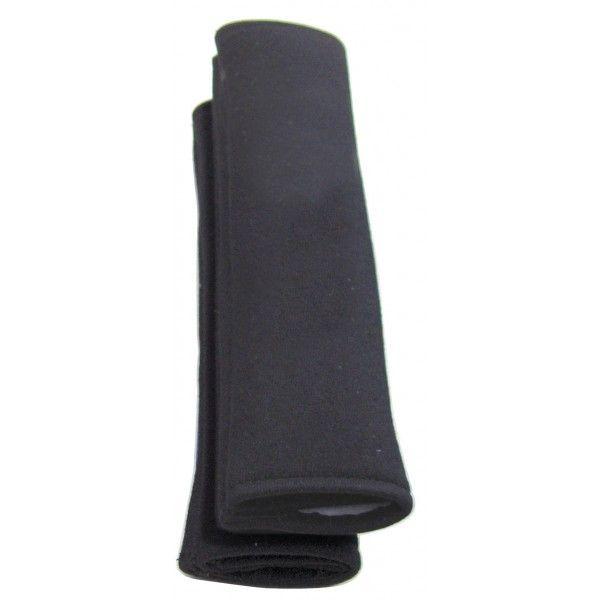 Seat Belt Pad Black