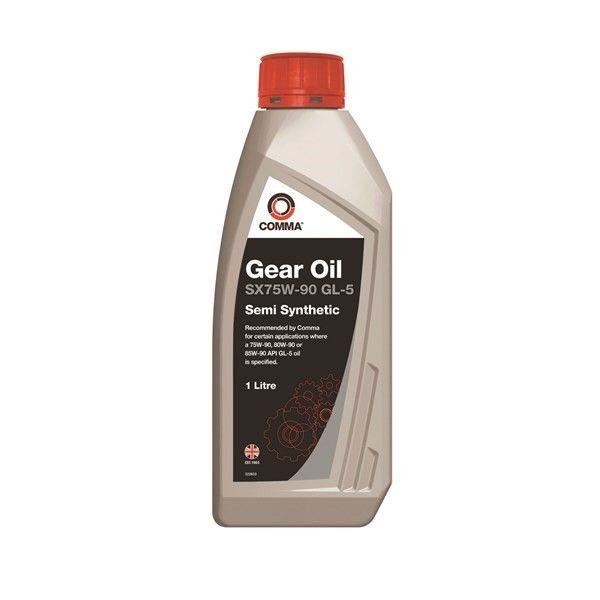 Sx75w90 Gl5 High Performance Gear Oil 1 Litre