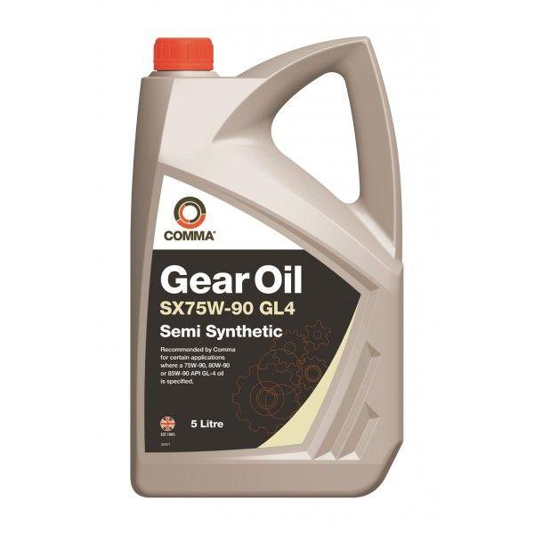Gear Oil Sx75w90 Gl4 5 Litre