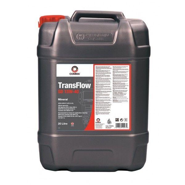 Transflow Sd 15W40 20 Litre