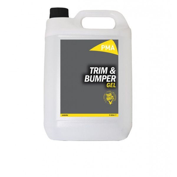 Trim And Bumper Gel 5 Litre