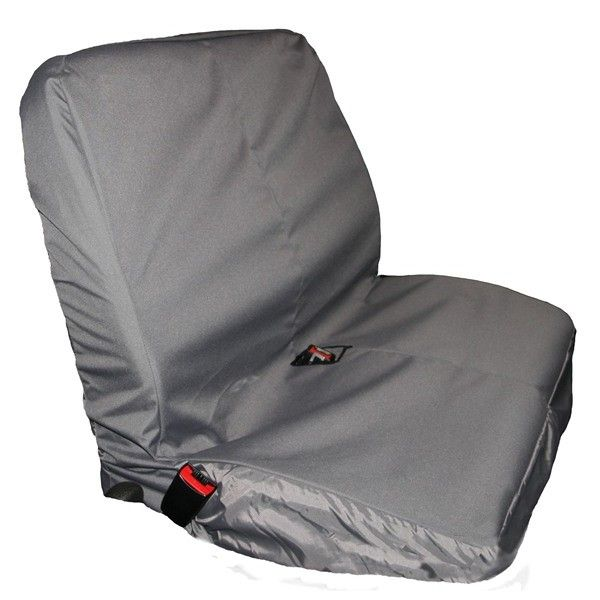 Truck Seat Cover Double Grey