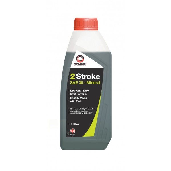 2 Stroke Mineral Mineral 1 Litre