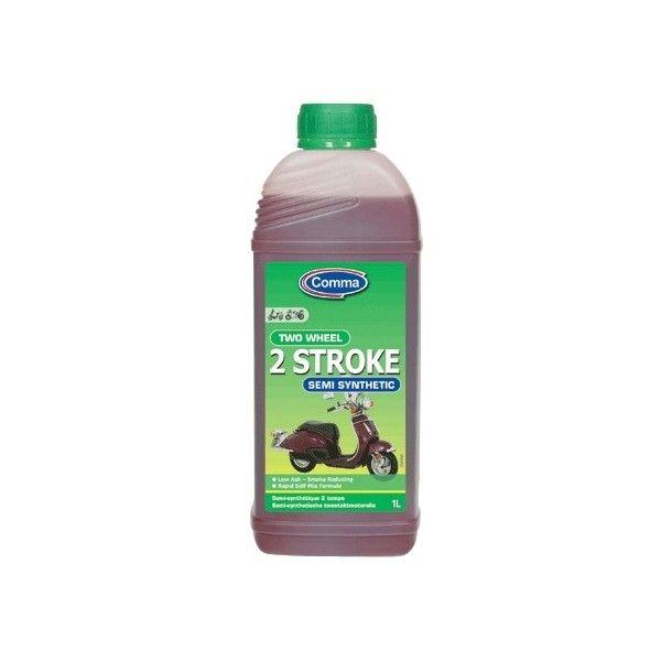 2 Stroke Semi Synthetic 1 Litre