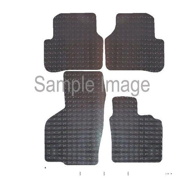Rubber Tailored Car Mat Vw Passat 20072015 Pattern 1361