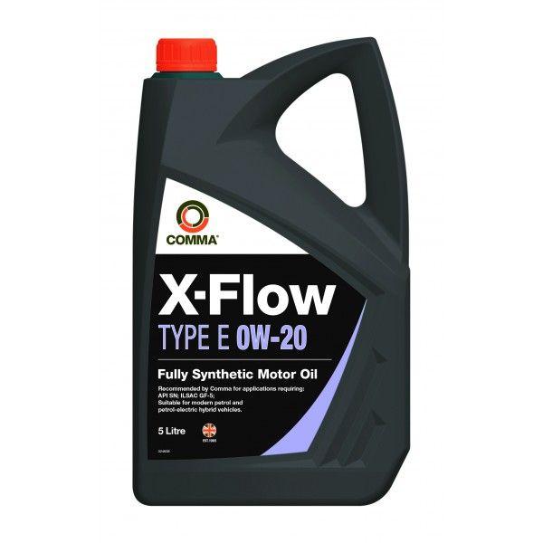 Xflow Type E 0W20 5 Litre