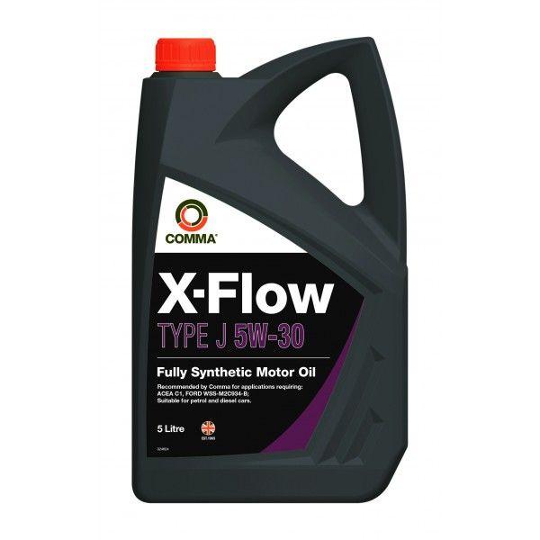 Xflow Type J 5W30 5 Litre