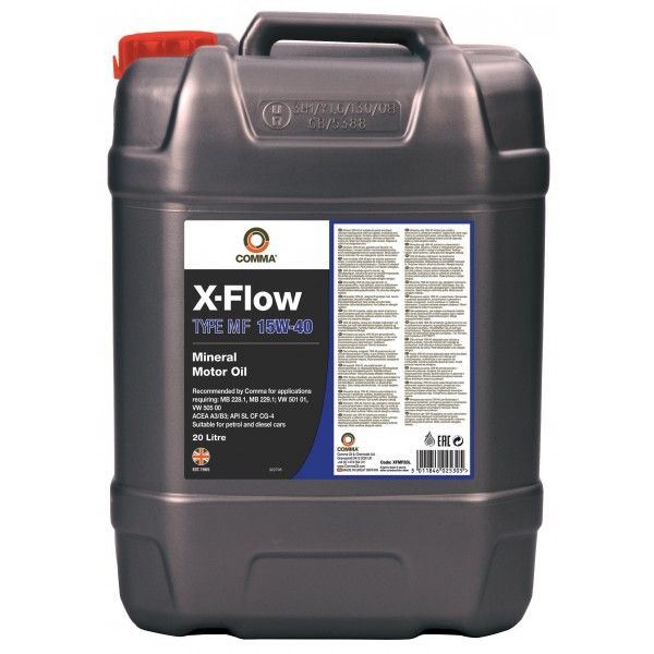Xflow Type Mf 15W40 20 Litre