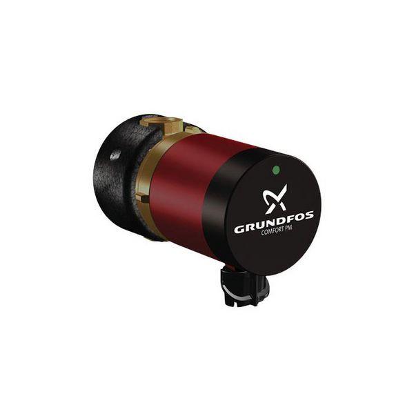 Grundfos Comfort 15-14B PM brass hot water circulator pump